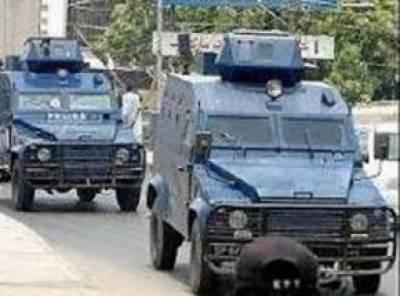 پنجاب پولیس کیلئے 29 جدید بکتر بند گاڑیاں خریدی جائیں گی