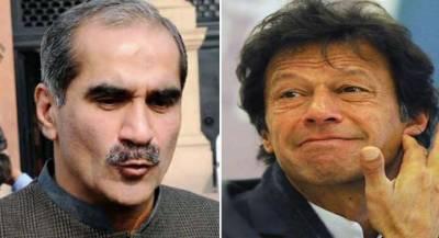 لاہور :عمران آگ سے کھیل رہے ہیں' زرداری کی پنجاب آمد سے خطرہ نہیں: سعد رفیق
