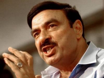 اسلام آباد:حسین نواز نے جے آئی ٹی میں پیش ہو کر اچھا کیا: شیخ رشید