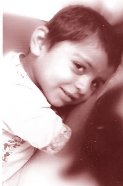 پولیس حکام میری 6 سالہ بیٹی کو بازیاب کرائیں : باپ کی دہائی
