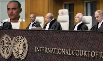 کلبھوشن کیس : عالمی عدالت جلد سماعت کرے : پاکستان