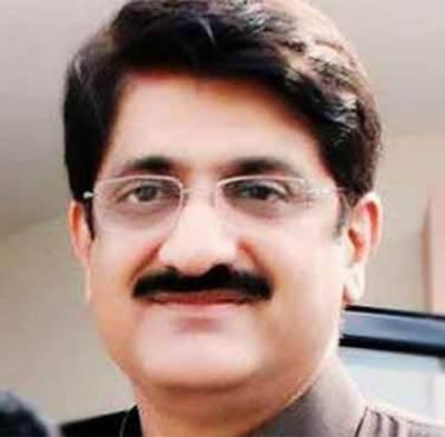 وزیراعلیٰ سندھ کا کراچی کے مختلف علاقوں کا دورہ' کرکٹ کھیلی' چھکا لگا کر داد لی