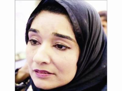 دوسرے عشرہ اور جمعہ نماز میں بھی عافیہ کی صحت اور رہائی کیلئے دعائیں کی جائیں ' فوزیہ صدیقی