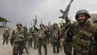 شامی فوج نے درعا میں 48 گھنٹوں کی جنگ بندی کردی، امریکہ کا خیرمقدم