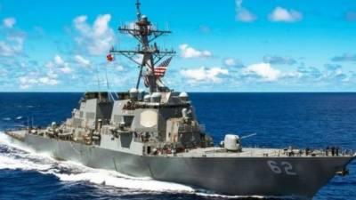 امریکی جنگی بحری جہاز کے لاپتہ 7 اہلکاروں کی نعشیں برآمد