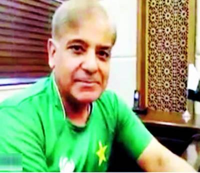 پاکستانی ٹیم کی شرٹ پہن کر میچ دیکھا' کھلاڑیوں نے روایتی حریف بھارت کو ہرا کر تاریخ رقم کی: شہباز شریف