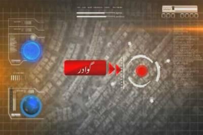 گوادر : پاک بحریہ کی گاڑی پر دہشت گردوں کی فائرنگ' دو اہلکار شہید' تین زخمی