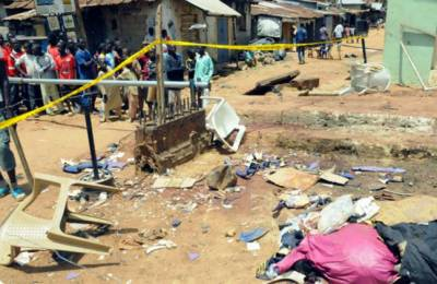 نائیجیریا: 2 خواتین کے پناہ گزین کیمپ پر خودکش حملے' 16 افراد مارے گئے