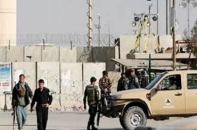 افغا نستان: سب سے بڑے امریکی بیس بگرام کے قریب فائرنگ' 8 محافظ قتل' 2 زخمی