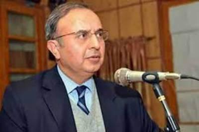 اوورسیز پاکستانیوں کے مقدمات کو فاسٹ ٹریک پر سنا جائیگا: جسٹس منصور