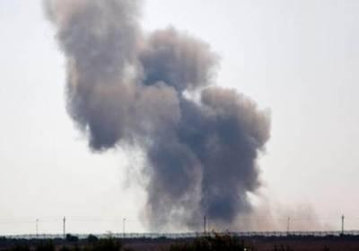 مصر: داعش کی ذیلی تنظیم کے ٹھکانوں پر بمباری' 17 دہشت گرد ہلاک' اسلحہ ڈپو' 4 گاڑیاں تباہ