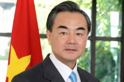 چینی وزیرخارجہ 25جون کو پاکستان آئیں گے