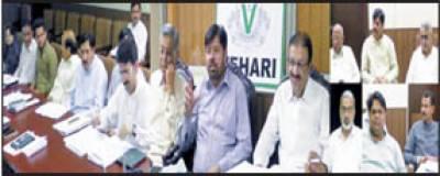 ضلع وہاڑی میں عوامی مفاد کے ترقیاتی منصوبوں کا بجٹ دوگنا کر دیا گیا: ڈپٹی کمشنر
