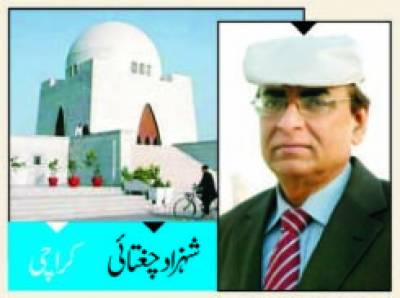 وزارت اعلی کے امیدوار وزیر اعلی سندھ سے خوفزدہ