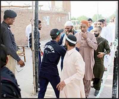 ہائیکورٹ بار ملتان کا سانحہ پارا چنار' احمد پور شرقیہ کے سوگ میں آج 11 بجے دن کے بعد عدالتوں میں پیش نہ ہونے' غائبانہ نماز جنازہ ادا کرنے کا اعلان