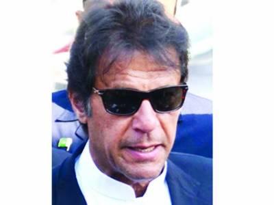 جے آئی ٹی کو دھمکایا گیا تو چپ نہیں بیٹھیں گے' ایک کال پر پورا ملک نکل آئیگا : عمران خان
