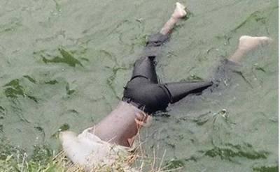 سرائے مغل: دوستوں نے مذاق کرتے نوجوان کو نہر میں پھینک دیا' نعش نہ مل سکی