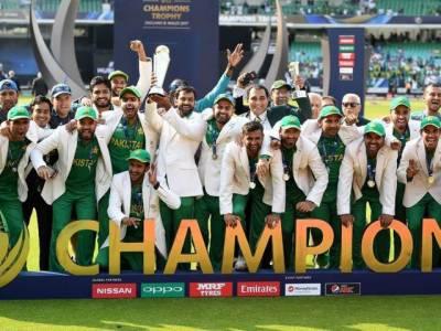پاکستان کرکٹ بورڈ کو چیمپئنز ٹرافی کا چیک آئندہ ہفتے ملے گا