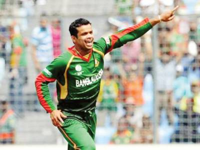 بنگلہ دیشی کرکٹر عبدالرزاق اہلیہ سمیت کار حادثہ میں زخمی