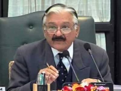 نااہلی عمران نے اڑھائی برس سے جواب نہیں دیا الٹا دھونس جما رہے ہیں:چیف الیکشن کمشنر