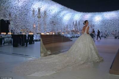 ایک ارب روپے خرچہ، روسی جوڑے نے لاس اینجلس میں دنیا کی مہنگی ترین شادی کا ریکارڈ بنا ڈالا