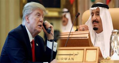 وقت آ گیا قطر دہشت گردی کی معاونت روک دے : ٹرمپ' دوحہ سے فٹبال ورلڈکپ 2020 ءکی میزبانی واپس لی جائے : خلیجی ممالک