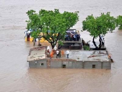 بھارتی ریاست گجرات میں شدید بارش سے 4افراد ہلاک، 6لاپتہ