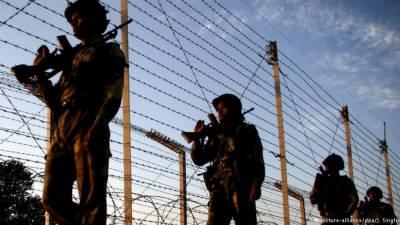 کنٹرول لائن : فائرنگ' گولہ باری جوان دو شہری شہید جوابی کارروائی میں پانچ بھارتی فوجی ہلاک....