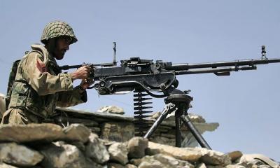 پاک فوج نے افغان وزیر دفاع آپریشن خیبر فور کے حوالے سے دو بار افغان فورسز ' ریزلوٹ سپورٹ مشن اور او ڈی آر پی کو زبانی اور تحریری آگاہ کیا گیا تھا
