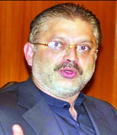 نیب منسوخی کا بل پاس ہونے پر شرجیل میمن کی وزیراعلیٰ کو مبارکباد