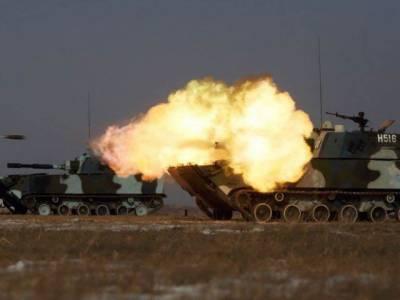 ہمالیہ ریجن: بھارتی اور چینی فوجوں میں جھڑپیں