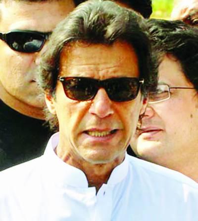 ملک کو کرپشن سے بچانے کے لئے پنجاب کے عوام کو اٹھ کھڑا ہونا ہو گا: عمران خان
