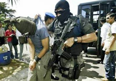 صدارتی محل پر حملے کا منصوبہ ناکام، انڈونیشیا میں داعش کے 5دہشتگرد گرفتار