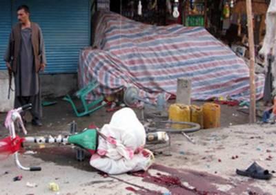 قندوز: خودکش حملہ' 4 اہلکار ہلاک' 20 زخمی' مزید فوج بھیجنے کی بجائے افغانستان سے نکلیں: طالبان کا ٹرمپ کو خط