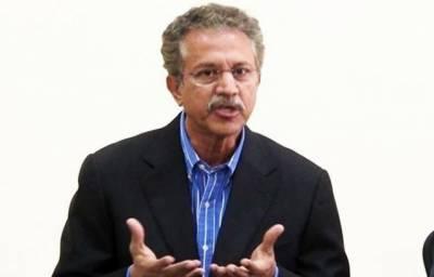 وسیم اختر کا سری لنکا سے میچ کراچی میں کرانے کا مطالبہ