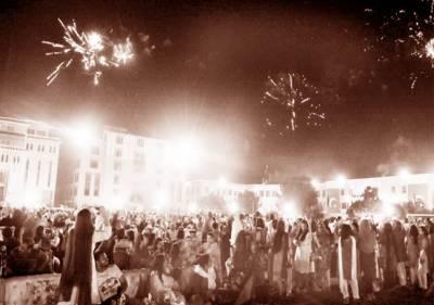 یو ایم ٹی میں آزادی فیسٹیول تحقیق سے پاکستان ترقی کرے گا: ڈاکٹر محمد اسلم