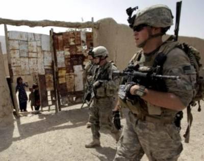 افغانستان: آپریشن' فضائی حملے' امریکی فوجی' غیر ملکیوں سمیت داعش کے 45 دہشت گرد ہلاک