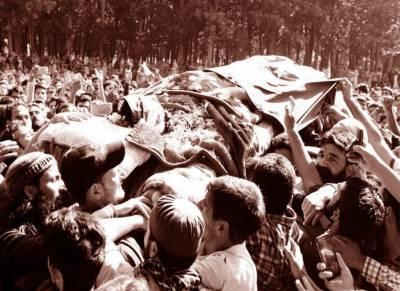 مقبوضہ کشمیر میں آپریشن' مزید 2 نوجوان شہید' مظالم کیخلاف مظاہرے' ہڑتال