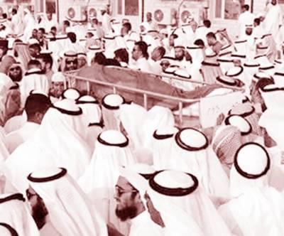 کویت: دہشتگردی کا نشانہ بننے والے علماولیدالعلی، فہدالحسینی سپرد خاک