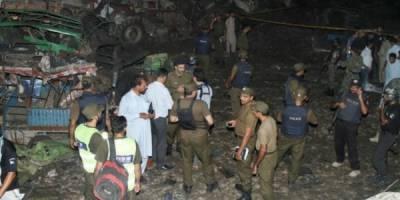آئوٹ فال روڈ دھماکے میں متاثر ہونے والی گاڑیاں مالکان کو واپس کر دی گئیں