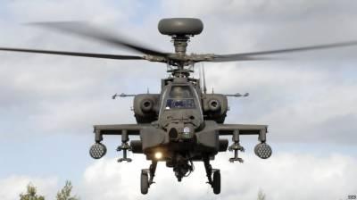 جنگی جنون: بھارت امریکہ سے 6جدید اپاچی ہیلی کاپٹر خریدے گا
