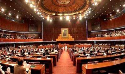 قومی اسمبلی : انتخابی اصلاحات بل پر اپوزیشن' حکومتی اتحادیوں کے تحفظات' مزید ترامیم کی سفارش' کورم ٹوٹنے پر اجلاس کی کارروائی روکنا پڑی