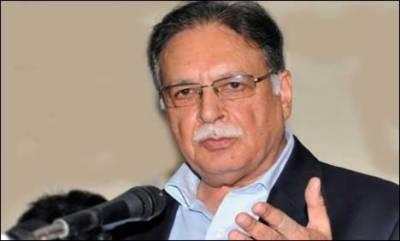 مشرف کی بدروح نے سازش کی' وزارت داخلہ کے ہوتے ہمارے خلاف فیصلے ہوئے : پرویز رشید
