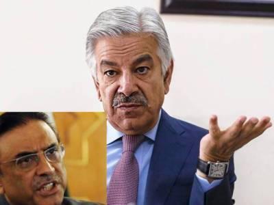 آصف زرداری حکومت پر تنقید کی بجائے حسین حقانی کی حرکتوں کا جائزہ لیں: وزیرخارجہ