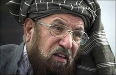 مشرف سے کہا تھا پرائی جنگ اپنی طرف کھینچیں نہ امریکہ کی باتوں میں آنا : سمیع الحق