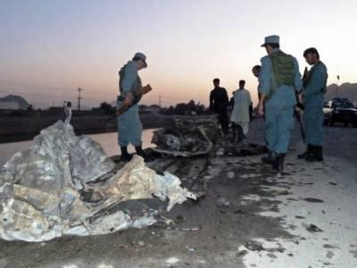 افغان طالبان نے مرکزی صوبہ غزنی کے ضلع زانا خان پر قبضہ کر لیا، حملے میں 4پولیس اہلکار ہلاک اور8 زخمی