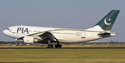 پی آئی اے کا نجف کےلئے پروازیں شروع کرنے کا اعلان