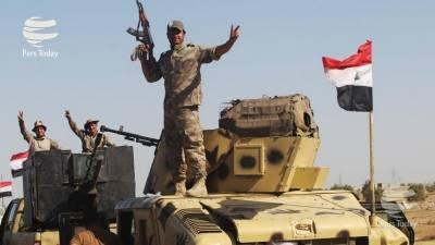 عراقی فوج داعش کے آخری گڑھ تلعفد میں داخل فوجی کارروائیوں کے دوران 38 دہشت گرد ہلاک