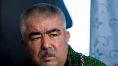 نائب صدر دوستم کا نئی افغان امریکی پالیسی کا خیرمقدم