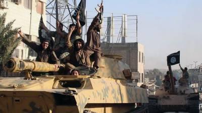 شام کے شہر الرقہ میں داعش نے لڑائی کے دوران 34 فوجیوں کو ہلاک کر دیا